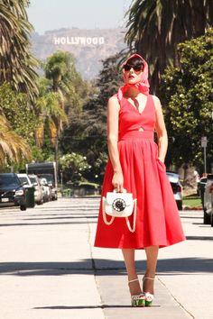 The Cherry Blossom Girl - Hollywood 05