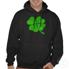 One lucky Shamrock, Sweatshirts