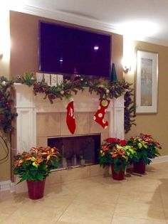 Fun decorations for you mantelpiece for Christmas!  designs by Robin Mobile: 337.344.1570 Email: DesignsbyRobinlaf@gmail.com
