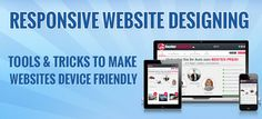 Looking #responsive #website design and development services in Noida? Adapsys Technologies a leading company deliver lot of satisfied client as per their needs. To build your website #device #friendly contact us today!