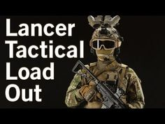 Airsoft GI - Tacticool Loadout and Accessories Spotlight: Lancer Gear fo...