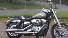 Photo d'un 2009 Harley-Davidson FXDC Dyna® super Glide® personnalisé