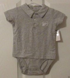 Just One You, Carter's,Baby Body Suit Size 3 Months, Tee Shirt, NWOT's #JustOneYoubyCarters #DressyEveryday