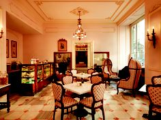 Pera Palace Hotel Jumeirah - Patisserie de Pera