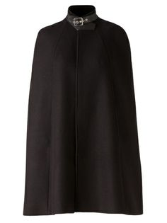 Saint Laurent Oversized Cape