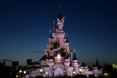 Sleeping Beauty Castle Disney resort Paris [Explored] (via #spinpicks)