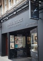 The beautiful Joshua Altback Haircare & Beauty salon in St Johns Wood, London.