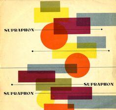 Supraphon record cover                                                                                                                                                                                 Más