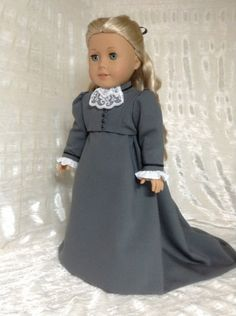 Regency Riding Habit for Caroline. by DollSizeDesigns, $169.00