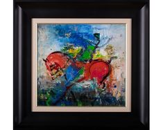 Claunul și balaurul - pictură în ulei pe pânză, artist Iurie Cojocaru Painting, Painting Art, Paintings, Painted Canvas, Drawings