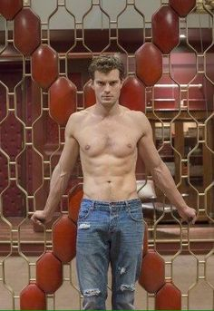 Yummy!!!! New BTS photo. Jamie Dornan Fifty shades of grey movie. Damn!!