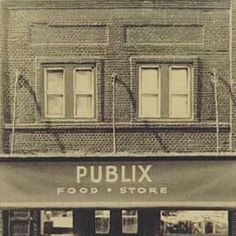 Our First Publix  Thanks George Jenkins