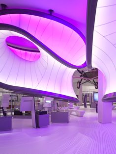Zaha Hadid Architects has modelled its new mathematics gallery for the Science Museum in London on a wind tunnel for a 1920s plane