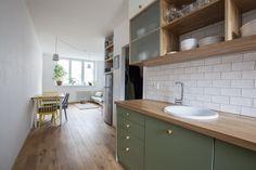 Living.cz - Malý byt v Dejvicích nehýří barvami ani nábytkem. Je útulný a pohodlný