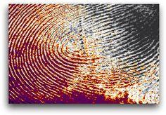 Fingerprint Decor by Vapor Sky