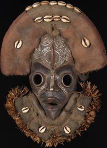 tribal face masks | ... Masks, West African Tribal Masks, Indonesian Masks & Himalayan Masks