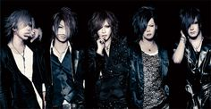 The Gazette are a Japanese visual kei metalcore/hard rock/punkrock band. They are one of my favorite Japanese bands.