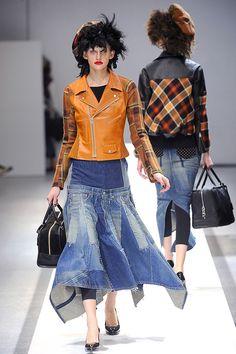 [No.18/41] JUNYA WATANABE COMME des GARÇONS 2013~14秋冬コレクション | Fashionsnap.com