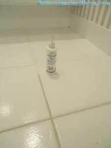 How to Clean and Seal Grout