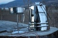 Petromax Coffee Perculator Camping Equipment, Bushcraft, Germany, Fire, Coffee, How To Make, Kaffee, Camping Products, Deutsch