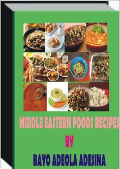 The ebook is a compedium of several foods and delicasies of several nationalities in the Middle East such as the Arabs,the Jews,the Turkish,the Armenians,the Iranans or Persians and the like-http://fiverr.com/users/xorenxo/manage_gigs