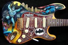 Geo: The Most Insane Custom Guitars You'll Ever See