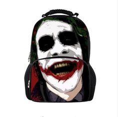 Unique Backpacks Cool 3D Skull Backpack Casual Travel Backpack
