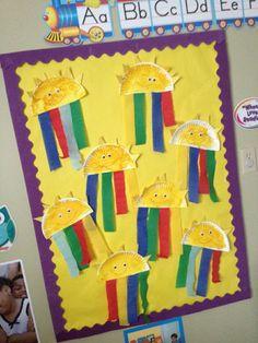 preschool letter y sun craft Preschool Letters, Preschool Themes, Preschool Activities, Preschool Weather, Teach Preschool, Motor Activities, Classroom Crafts, Classroom Fun, Sun Crafts