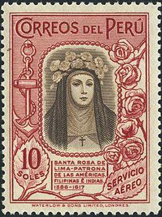 Santa Rosa de Lima - Patrona de las Américas, Filipinas e Indias