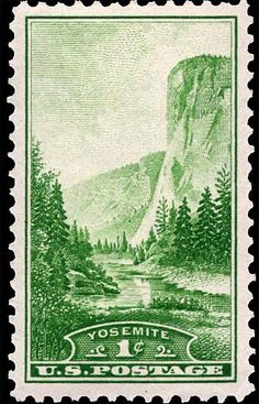 US Stamps Scott # 740.  1934