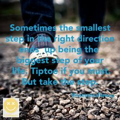 Smallest step quote
