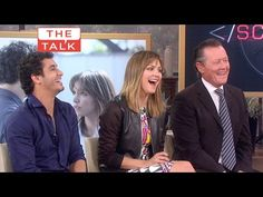 Scorpion Elyes Gabel and Katharine McPhee Interview Season 2 - YouTube