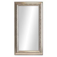 Großer Wandspiegel Barspiegel Spiegel mit Facettenschliff 170x70cm Silbergold in Möbel & Wohnen, Dekoration, Spiegel | eBay