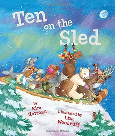 Ten on the Sled by Kim Norman http://www.amazon.com/dp/1454911913/ref=cm_sw_r_pi_dp_7Anwwb181F41D
