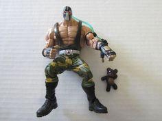 """Bane Camo Action Figure 6 1/2"""" Sculpt DC SuperHeroes #Unknown"""