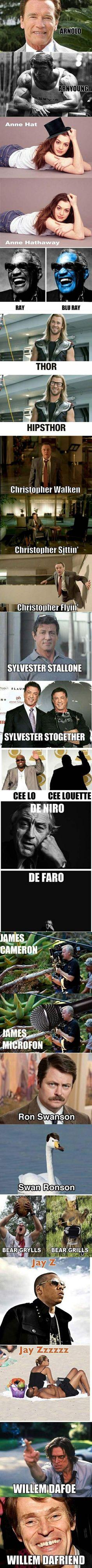 LOL De Niro De faro!!!