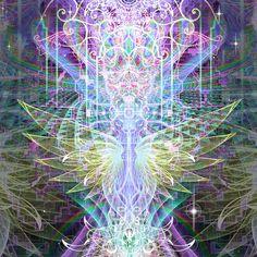 Fountain of Youth Shirt // Psychedelic Men par ArtofSamuelFarrand