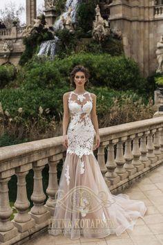 c480c92861e Demnächst für Sie in unseren Cecile-Stores!!! Traumhafte Brautmode von  IRYNA KOTAPSKA