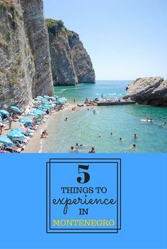 5 things to experience in Montenegro + 1 bonus!