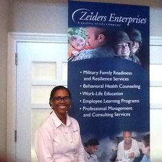 Zeiders Enterprises is looking for licensed clinical counselors, personal financial counselors, victim advocate coordinators, work and family life consultants, and more! Liz's job tip: Find your passion! www.zeiders.com