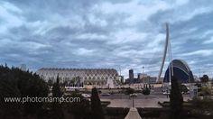 #timelapse #time_lapse #architecture #arquitectura #Valencia #spain #CAC #Ciutat_de_les_Arts_i_les_Ciencies #Ciudad_de_las_Artes_y_las_Ciencias #Museum #Museo #Ciencias #City_of_Arts_and_Sciences #Museo_Principe_Felipe #Puente #Bridge #Assut_del_Or #city #urban