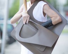 Handmade Tobacco Brown Leather Tote Bag for Womens/Leather Shoulder Bag/Leather Satchel/Tote Handbag/Brown Leather Bag/ Handbags On Sale, Tote Handbags, Tote Bags, Crea Cuir, Burgundy Bag, Brown Leather Totes, Red Leather, Leather Toms, Carry All Bag