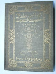 Rubaiyat of Omar Khayyam Illustrated Willy Pogany, 1913, 16 tipped in plates in Books, Comics & Magazines, Antiquarian & Collectable | eBay
