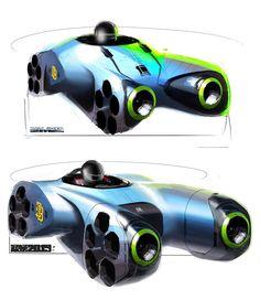 Reposted from - . Sketch Photoshop, Reverse Trike, Car Design Sketch, Transportation Design, Automotive Design, Concept Cars, Exterior Design, Race Cars, Speed Form
