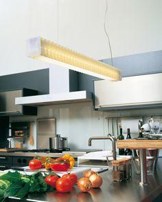lisca - Un'ottica nuda per una luce tecnica e decorativa.
