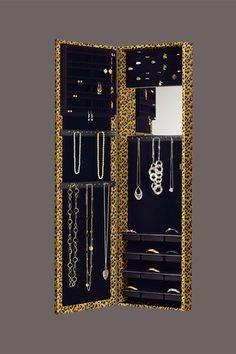 Fabulous Functional Jewelry Storage