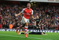 Another double for Alexis - Arsenal 3 v Burnley 0 Arsenal Fc, Burnley, Fa Cup, Victoria, Football, Running, Celebrities, Sports, American Football