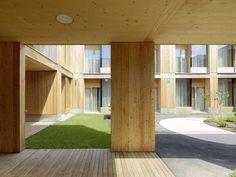 Gallery of Residential Care Home Andritz / Dietger Wissounig Architekten - 1