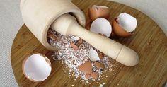 Incrível! Como fazer e quais os benefícios da farinha de casca de ovo - # #alimentação #cálcio #cascadeovo #saúde