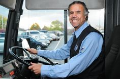 Bus driver won one of the biggest lottery jackpots. Read more about that lucky lottery winner....